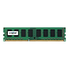 16GB DDR3L-1600MHz Crucial CL11 1.35V