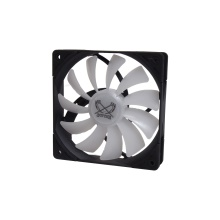 SCYTHE KF1225FD12AR-P Kaze Flex 120 mm ARGB PWM Fan, 300-1200RPM