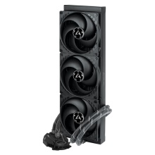 ARCTIC Liquid Freezer II - 420 : All-in-One CPU Water Cooler with 420mm radiator