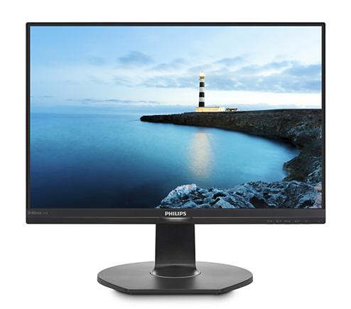 "24"" LED Philips 240B7QPJEB-WUXGA,IPS,DP,rep,pi"