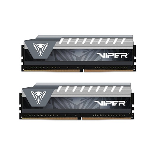 16GB DDR4-2666MHz CL16 Patriot ELITE, kit 2x8GB