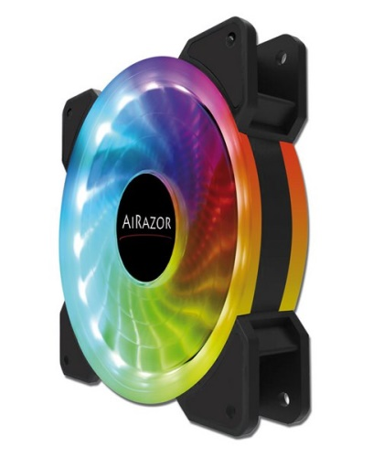 LC POWER LC-CF-120-PRO-RGB AiRazor Fan