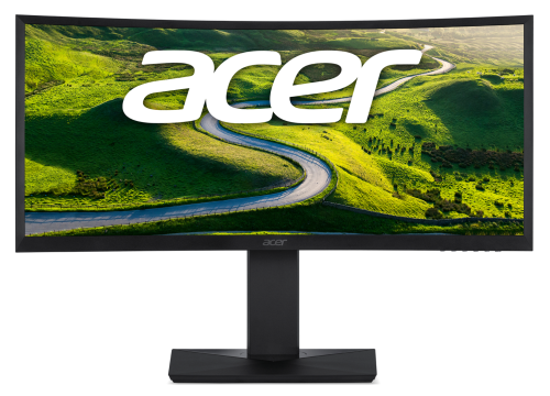 "35"" LCD Acer CZ350CK - VA,3440x1440,4ms,60Hz,300cd/2m, 100M:1,21:9,HDMI,DP,repro"