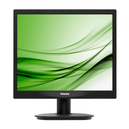 "17"" LED Philips 17S4LSB - 1280x1024,DVI"