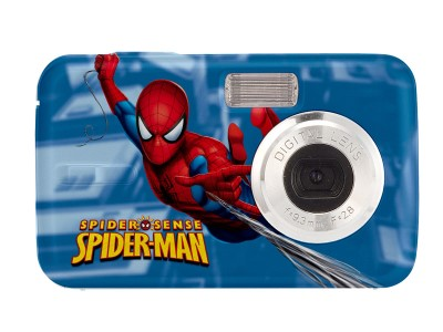 LEXIBOOK Spider-Man DJ040SP 3M pixel Digital Camera