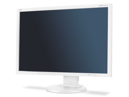 "24"" LED NEC E245WMi,1920x1200,PLS,250cd,110mm,WH"