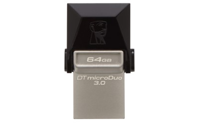 64GB Kingston DT MicroDuo USB 3.0. OTG (DTDUO3/64GB)