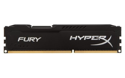 4GB DDR3-1333MHz Kingston HyperX Fury Black (HX313C9FB/4)