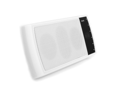 NGS Radio TWISTERWHITE (Speaker with MP3 Player PLL)