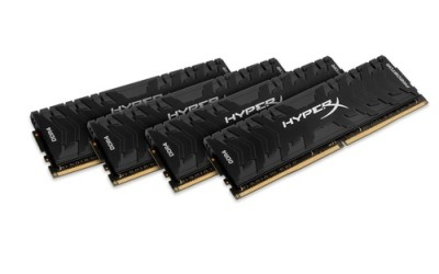 32GB DDR4-3200MHz CL16 Kings. Predator XMP, 4x8GB