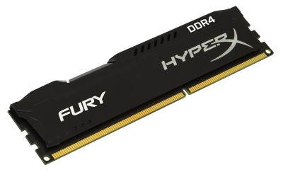 4GB DDR4 2666MHz CL15 HyperX Fury (HX426C15FB/4)