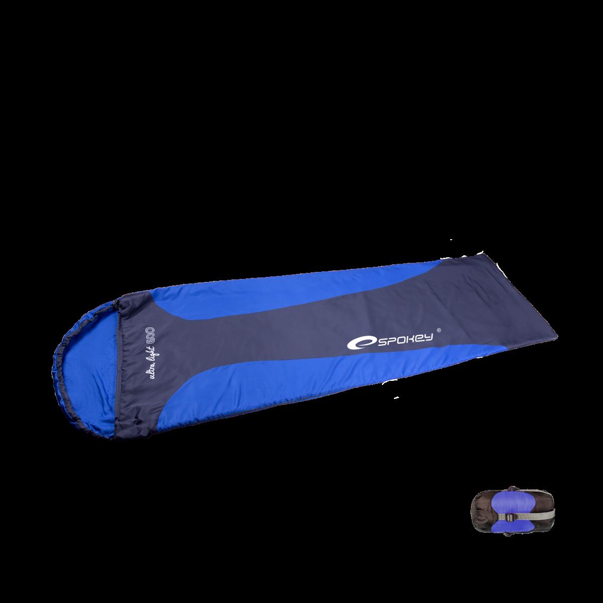 ULTRALIGHT 600 Spací pytel mumie modrý 0144ba78ce