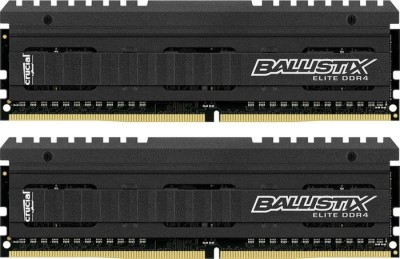 32GB DDR4-3200MHz Crucial Ballistix Elite  CL15 DRx8, kit 2x16GB
