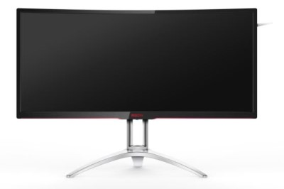 "35"" LED AOC AG352QCX-UWFHD,MVA,200Hz,DP,USB,rep"