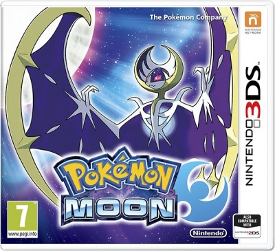 3DS - Pokémon Moon