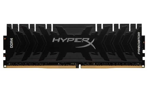 16GB DDR4-3333MHz CL16 Kingst. Predator XMP, 2x8GB