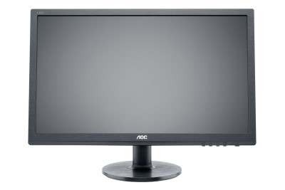 "24"" LED AOC E2460SH - FHD,HDMI,rep"