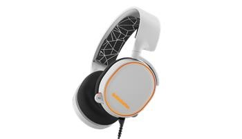 SteelSeries Arctis 5 White (2019 Edition)