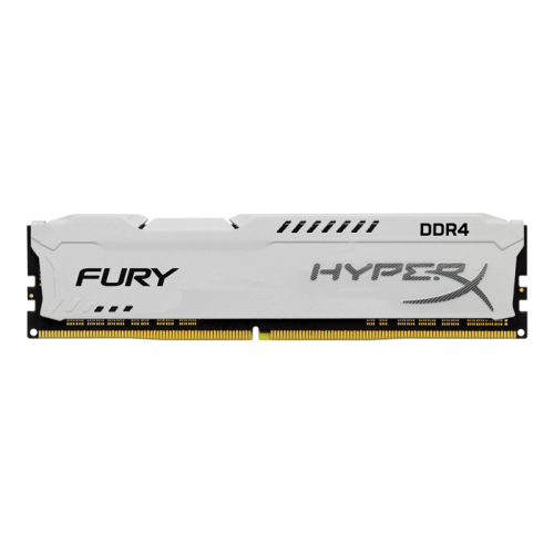 16GB 3200MHz DDR4 CL18 HyperX FURY White