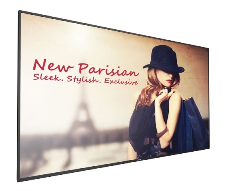 "43"" E-LED Philips 43BDL4050D-FHD,450cd,Wifi,24/7"