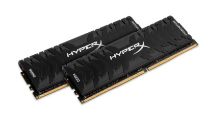 16GB DDR4-3600MHz CL17 Kingston XMP HyperX Predator, 2x8GB
