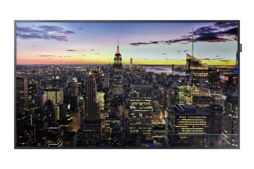 "49"" LED Samsung QM49H - UHD,500cd,MI,24/7"