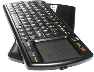 ACUTAKE ACU-KB250LUSK Bluetooth Micro Keyboard with Touchpad (with Laser Pointer)