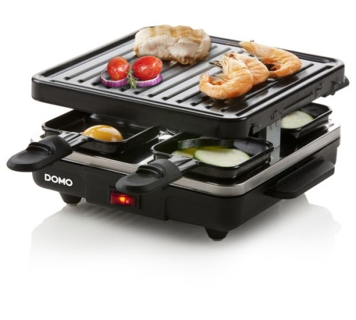 Raclette gril pro 4 - DOMO DO9147G