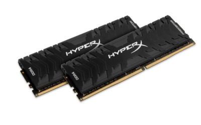32GB DDR4-2400MHz CL12 Kingston XMP HyperX Predator, 2x16GB