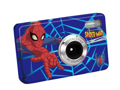 LEXIBOOK Spider-Man DJ050SP 5M pixel Digital Camera