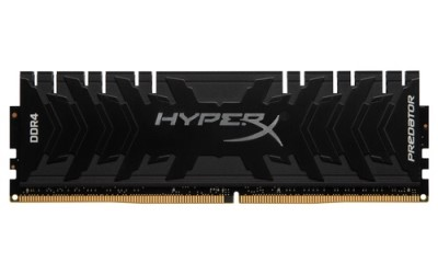 16GB DDR4-3200MHz CL16 Kingst. Predator XMP, 4x4GB