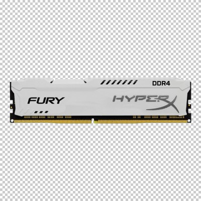 16GB 3466MHz DDR4 CL19 HyperX FURY White