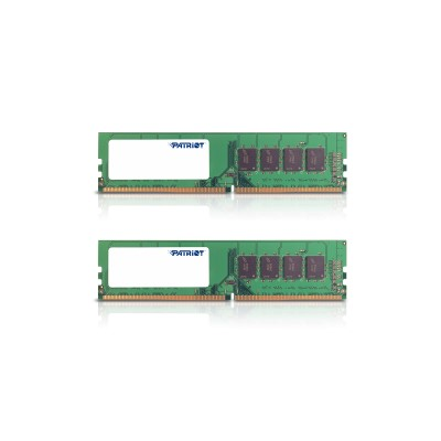 16GB DDR4-2400MHz  Patriot CL17, kit 2x8GB