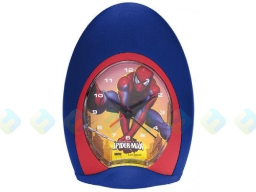 LEXIBOOK Spider Man AL140SP The Spider Man Analogue Alarm Clock