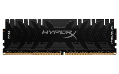 8GB DDR4-3000MHz CL15 Kings. XMP HyperX Predator