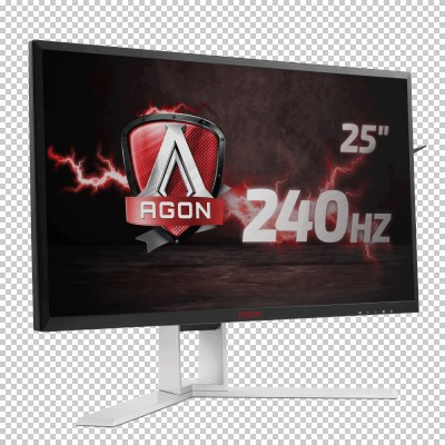 "25"" LED AOC AGON AG251FZ-FHD,350cd,240Hz,DP,USB,r"