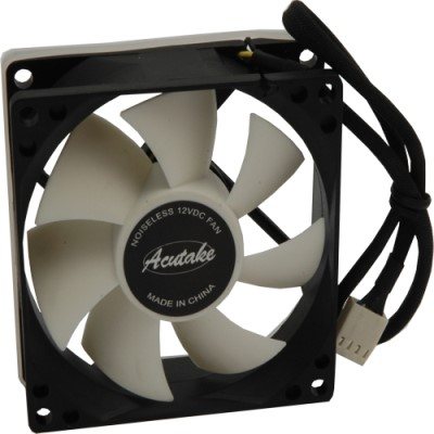 ACUTAKE ACU-FAN80 PRO PWM (White Wing Fan Professional)