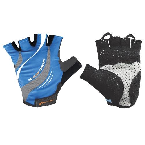 f4e789b2ad1 Spokey AIR FLOW 4 Cyklistické rukavice L (5901180338806)