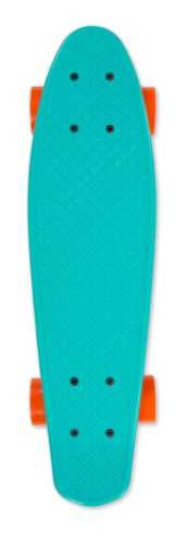 Skateboard FIZZ BOARD Blue