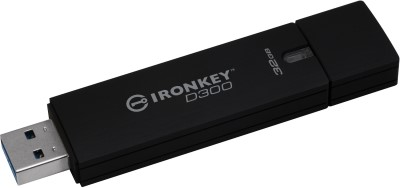 32GB Kingston IronKey D300 šifrovaný USB 3.0 FIPS Level 3