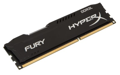 4GB DDR3L-1866MHz Kingston HyperX Fury Black (HX318LC11FB/4)