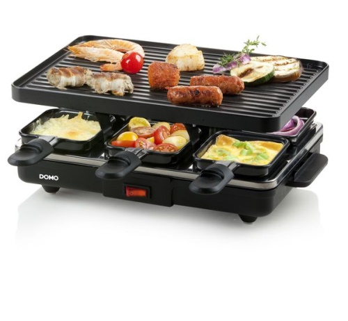 Raclette gril pro 6 - DOMO DO9188G