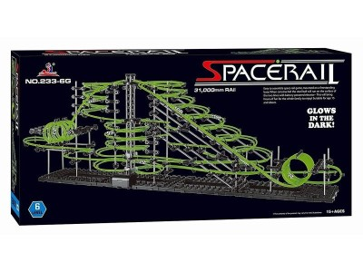 Kuličkodráha Spacerail 233-6G LEVEL 6 Glow