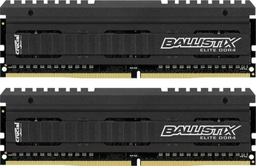 32GB DDR4-3000MHz Crucial Ballistix Elite CL15 DRx8, kit 2x16GB