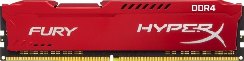 16GB DDR4 2933MHz CL17 HyperX FURY Red