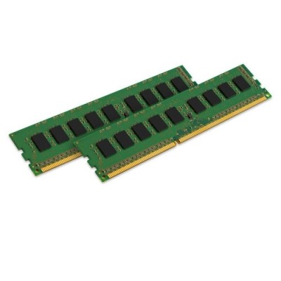 16GB DDR3L-1600MHz Kingston Non-ECC CL11, 2x8GB (KVR16LN11K2/16)