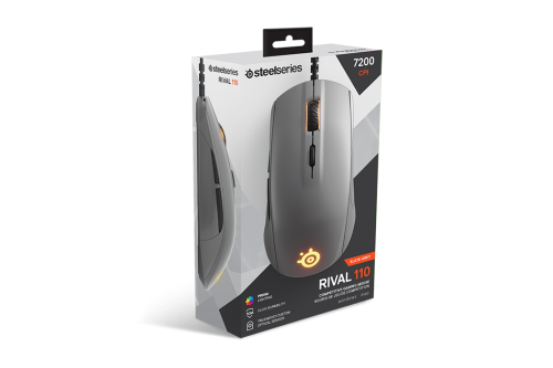 SteelSeries Rival 110 Slate Grey