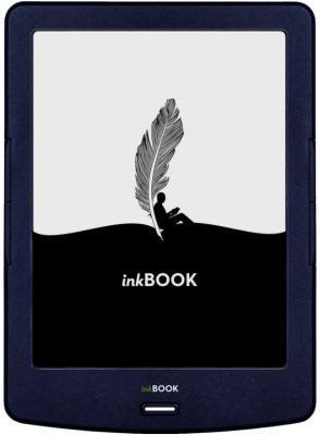 "Čtečka InkBOOK Lumos - 6"", 4GB, 800x600, Wi-Fi, Black"