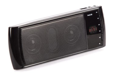 NGS Radio TWISTERBLACK (Speaker with MP3 Player PLL)