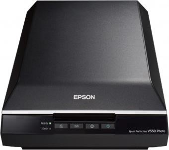 Epson Perfection V550 Photo, skener A4,6400dpi,USB